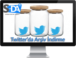 arşiv, twitter arşiv, sosyal medya arşivi,