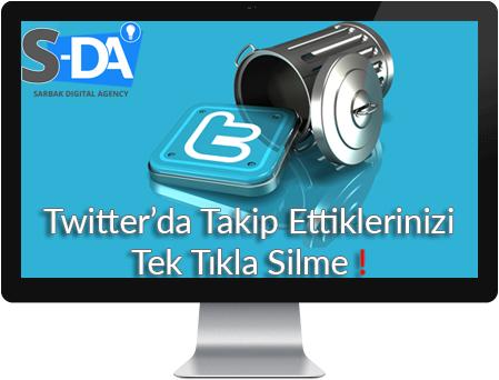 takip ettiğim kişileri silme, takipçi silme, tek tıkla bütün takip ettiklerini silme, twitter kod, twitter sıfırlama, twitter takipçi kodu, twitter toplu silme, twitterda takip ettiklerini silme